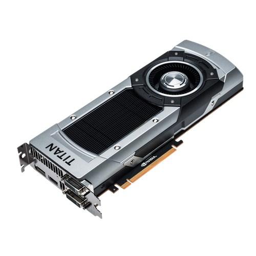 summum carte vidéo Nvidia Geforce Titan 12 go DDR5