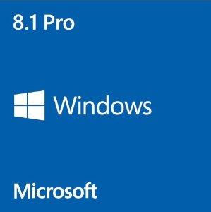 Logiciel Windows 8.1 Professionnel