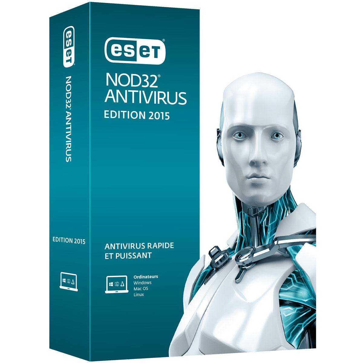 eset nod32 antivirus 10 序號